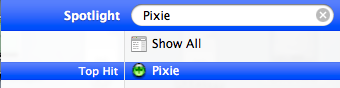 Launch Pixie